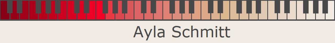 Ayla Schmitt